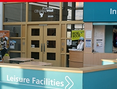 <h5><br><br>Portway Leisure Centre</h5><p>READ MORE</p>