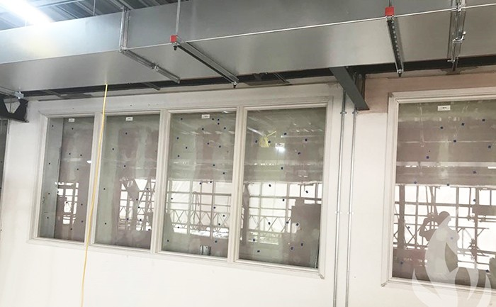 fire-rated screens and doors
